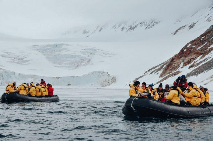 Reisebericht Arktis