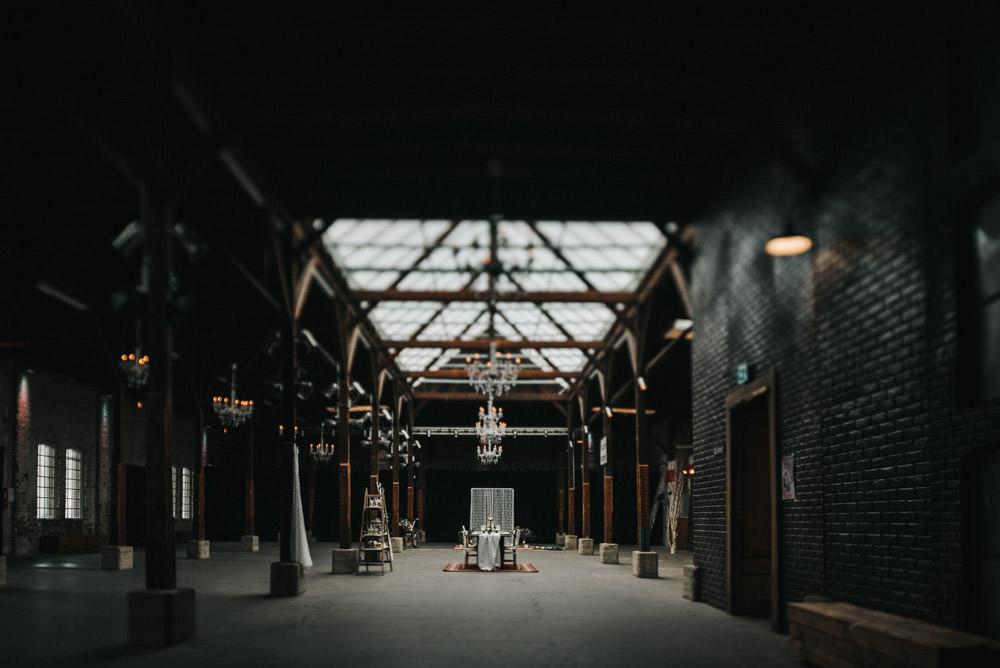 Gare Du Neuss Düsseldorf Hochzeit Vintage