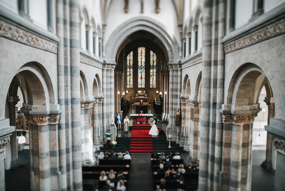 kirchliche Trauung st.andreas köln