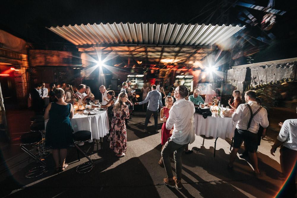 Odonien Köln Hochzeit Festival Freie Trauung