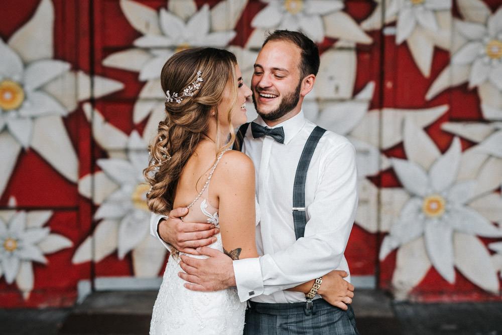 Urbane Hochzeit Odonien Festivalhochzeit Koeln
