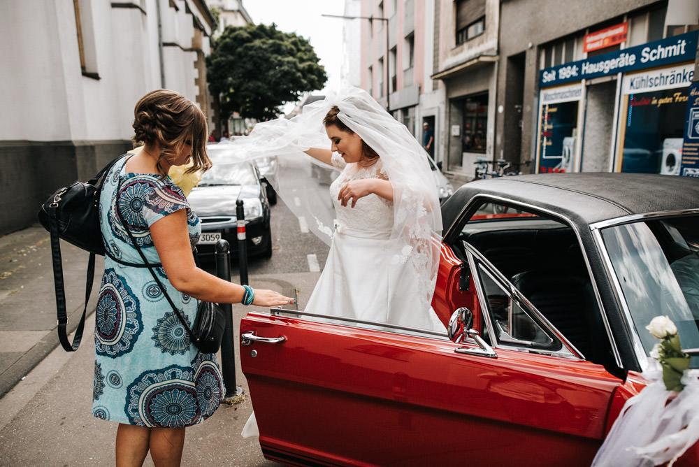 Urbane Hochzeit in Ehrenfeld Köln Hochzeitsfotograf