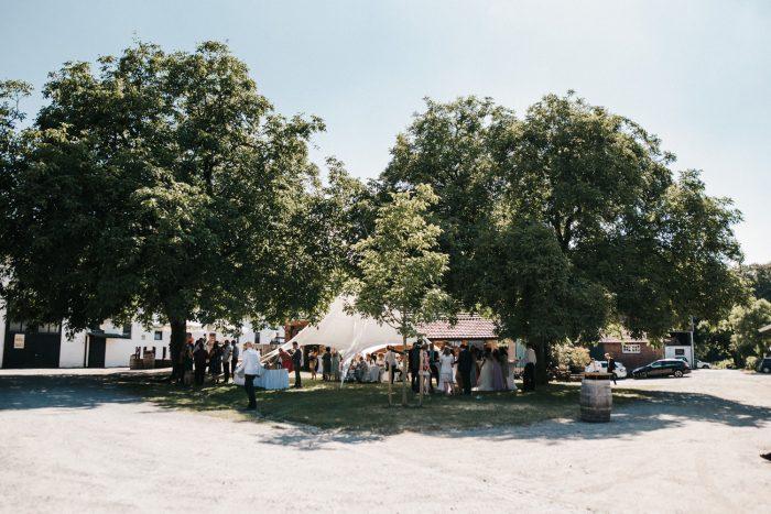 Kulturhof Knechtsteden Bullenstall Theaterscheune Hochzeit