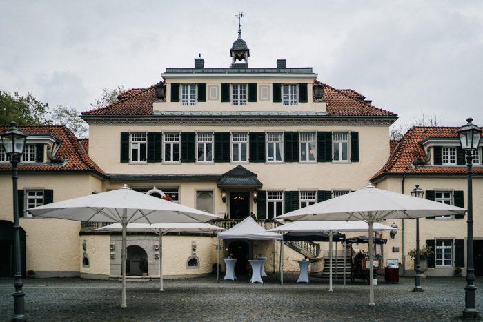 Schloaa Eulenbroich Hochzeit Hochzeitslocation in Rösrath