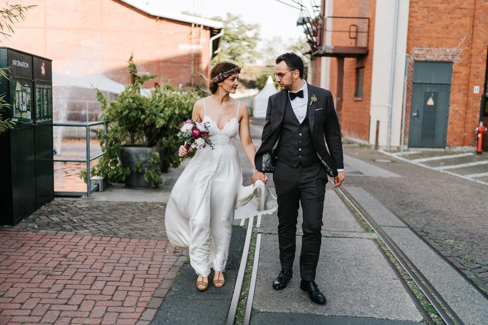 Seifenfabrik Düsseldorf Hochzeit Dr.Thomspon´s