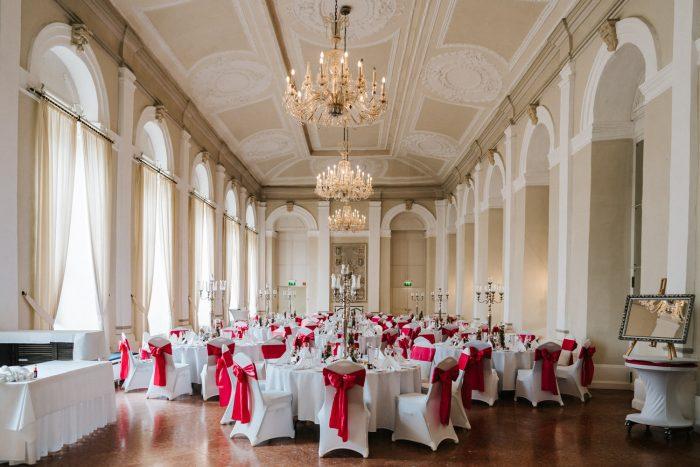 Kloster Machern Hochzeit