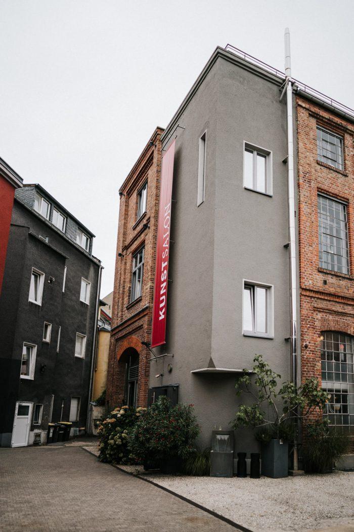 Kunstsalon Köln Hochzeit