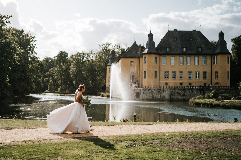 Schloss Dyck Orangerie Freie Trauung