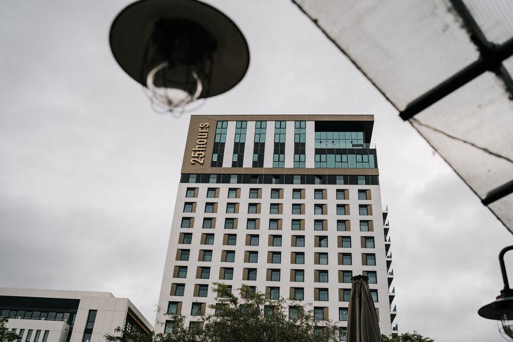 25 Hours Hotel Düsseldorf DAs Tour