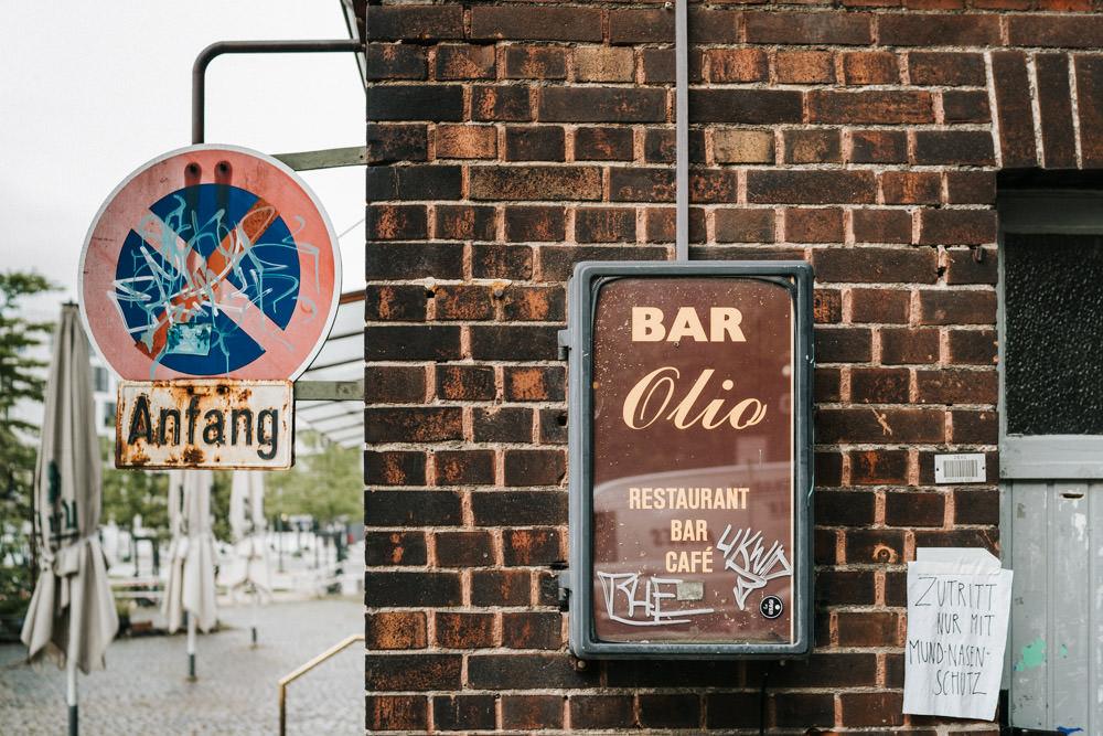 Bar Olio Düsseldorf Hochzeit