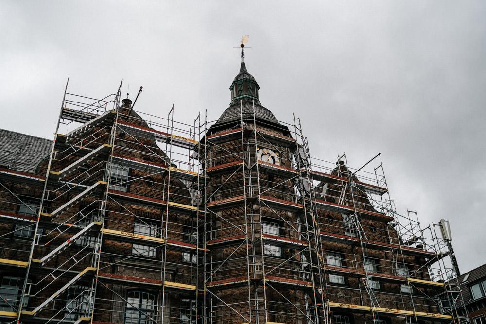 Standesamt Düsseldorf Hochzeit RAthaus Ältestenratssaal