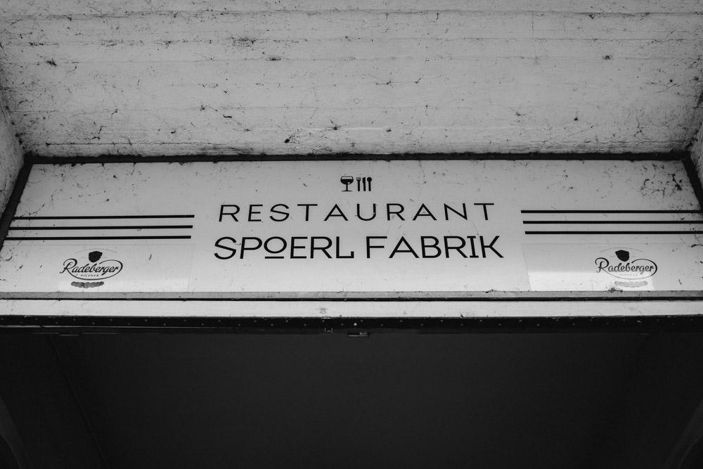 Hochzeit Düsseldorf Spoerlfabrik