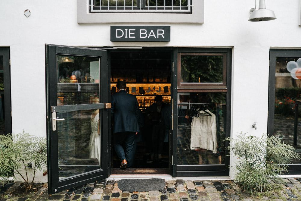 Hochzeit Düsseldorf Regen