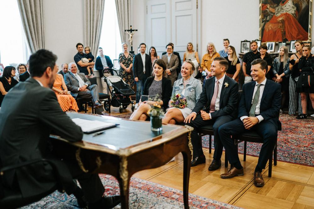 Hochzeitsfotograf Bonn Altes Rathaus