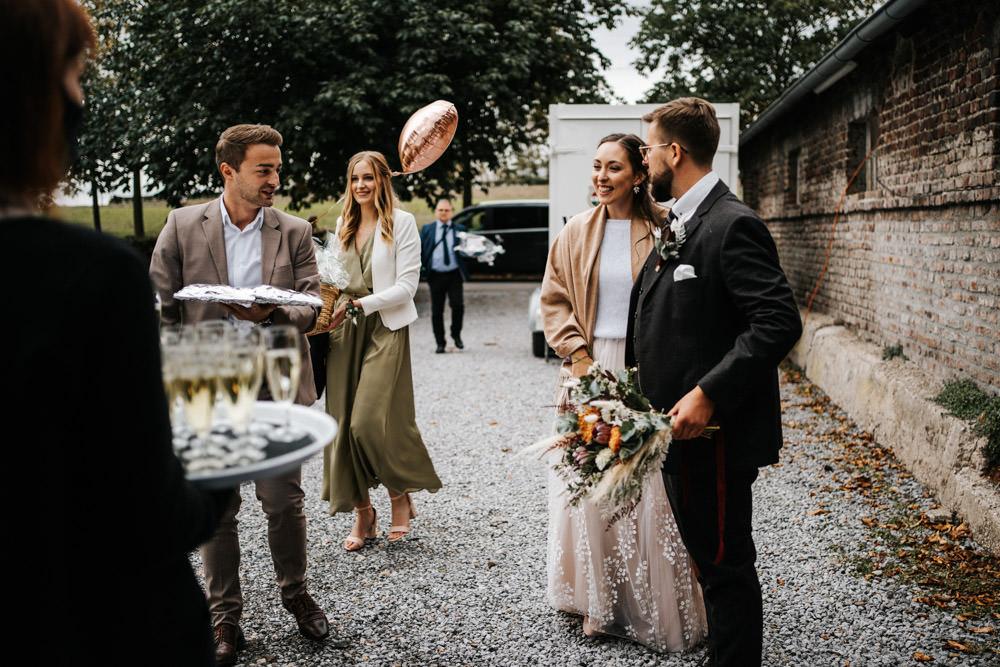 Brennerei Bimberg Gut Lenninghausen Hochzeitspaar